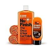 Nu Finish 4-Piece Car Care Kit...