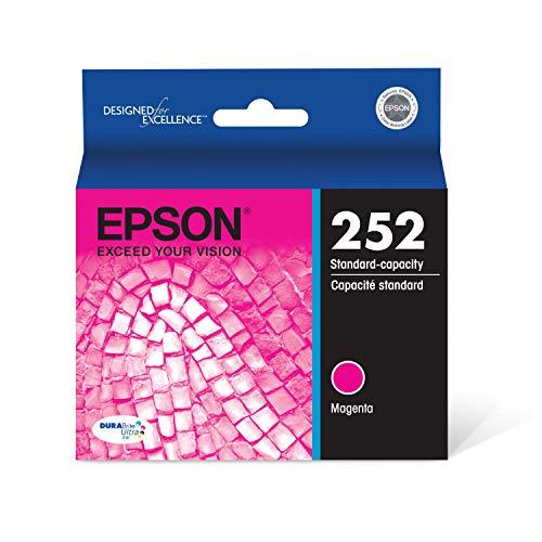 Epson T252320 DURABrite Ultra Magenta Standard Capacity Cartridge Ink