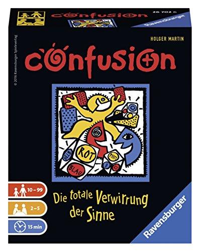 Ravensburger Kartenspiele 26702 - Confusion