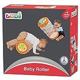 Ludi - Baby Roller Chat 40 x 25 x 20 cm dès 6 Mois. Rouleau Gonflable Qui...