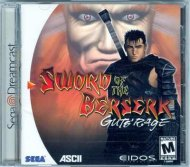 Sword of the berserk: guts' rage: sega dreamcast [video game]
