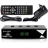 Strom 504 Décodeur TNT Full HD -DVB-T2 - Compatible HEVC264 - (HDMI,Péritel,...