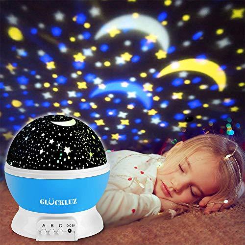 Luces de Estrellas Infantiles (A)