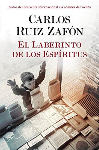 SPA-LABERINTO DE LOS ESPIRITUS (Cementerio de los Libros Olvidados)