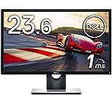 Dell ゲーミングモニター 23.6インチ SE2417HGX(3年間交換保証/FPS向き/1ms/FreeSync/フルHD/TN非光沢/ブルーライト軽減/HDMIx2,D-Sub15ピン)