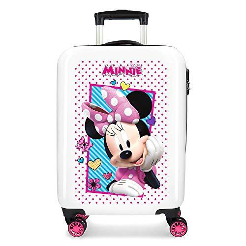 Disney Joy Valigia per bambini 55 centimeters 33 Multicolore (Multicolor)