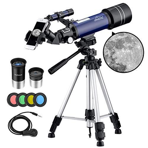MAXLAPTER - Telescopio para niños y...