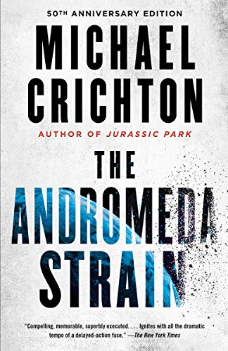 The Andromeda Strain Kindle Edition