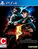 Resident Evil 5 - Standard Edition - PlayStation 4 (Video Game)