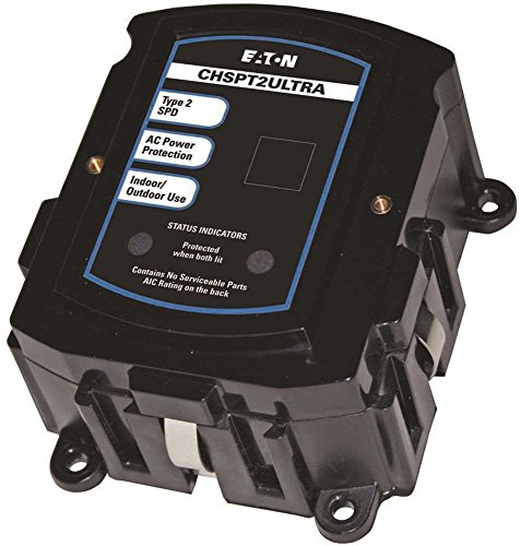 EATON CHSPT2ULTRA Ultimate Surge Protection 3rd Edition, 2.38' Length, 5.25' Width 7.5' Height