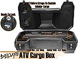 Top Case Coffre Boîte Quad ATV Grande pour 3Casque