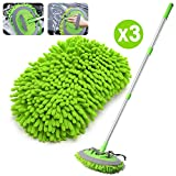 HOUSE DAY 2-in-1 Car Wash Mop...