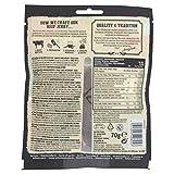 Jack Links Beef Jerky Teriyaki – Proteinreiches Trockenfleisch vom Rind – Getrocknetes High Protein Dörrfleisch – 12er Pack (12 x 70 g) - 8