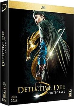 Detective Dee - L'intégrale - Coffret Blu-Ray