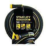 Stanley Garden BDS7325A FatMax Garden Hose, Black