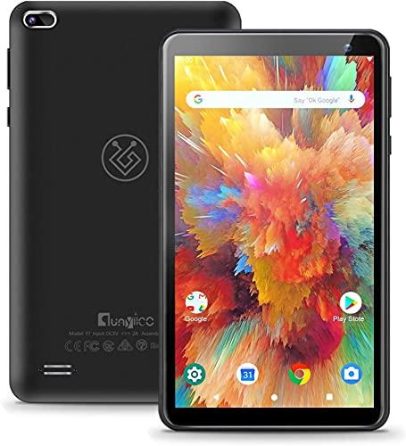 Tablet Android 10.0 Go qunyiCO Y7 da 7 Pollici,...