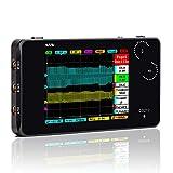Mini Oscilloscope, Pocket Size Portable Handheld Mini Digital Storage Oscilloscope DS212