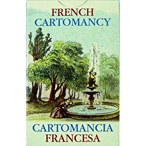 Oráculo French Cartomancy, Mazo de 36 Cartas de Adivinación con Instrucciones Multilingües