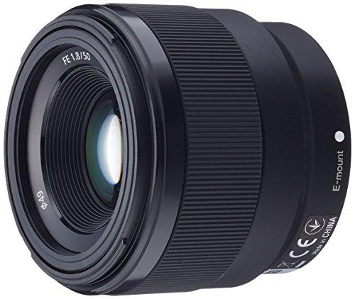 ソニー デジタル一眼カメラα Eマウント用レンズ SEL50F18F (FE 50mm F1.8)