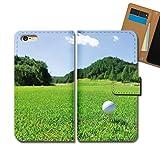 iPhone SE 第1世代 iPhoneSE ケース 手帳型 スポーツ 手帳ケース スマホケース カバー ゴルフ ……