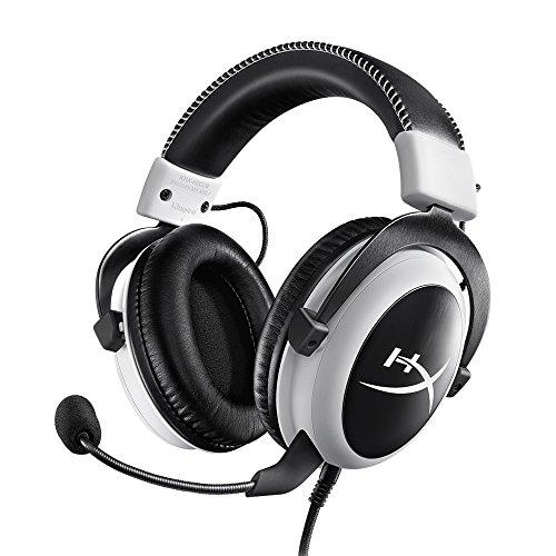 キングストン Kingston ゲーミング ヘッドセット HyperX Cloud KHX-H3CL/WR ブラック/レッド HiFi対応 2年保証付き