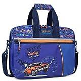 SKPAT - Cartera Extra Escolar Infantil para niño Estampada. maletín portátil 15.6 Pulgadas libretas Libros Apertura Amplia cómodo y 130906, Color Azul