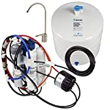 Home Master TMHP-L Hydroperfection Loaded Undersink Reverse Osmosis Water Filter System (Renewed)