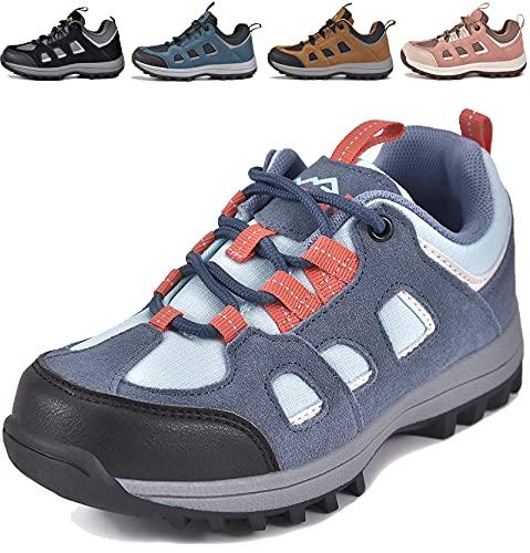 MARITONY Kinderschuhe Jungen Mädchen Kinder Schuhe Wanderschuhe Trekkingschuhe...