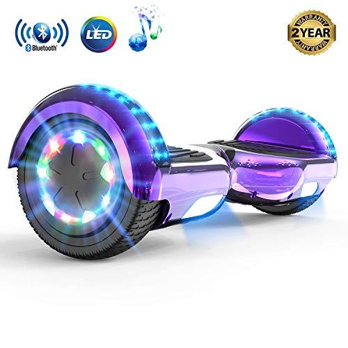 "MARKBOARD Hoverboards, Self Balancing Scooter 6.5\"" Elektro Scooter Hover Scooter Board Skateboard - Eingebaute Bluetooth Lautsprecher"