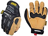 Mechanix Wear - Material4X M-Pact Work Gloves (Large, Brown/Black)