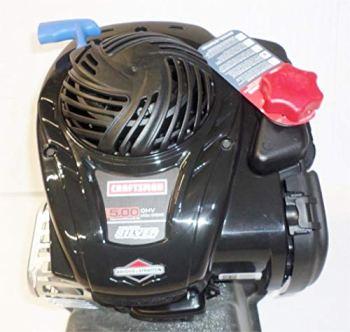 "Briggs and Stratton Vertical Engine 5 TP 140cc 7/8"" x 3-5/32"" #9P602-0077"