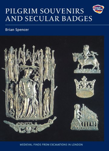 Pilgrim Souvenirs and Secular Badges (Medieval Finds from...