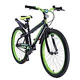 BIKESTAR Vélo Enfant pour Garcons et Filles de 10-13 Ans   Bicyclette...