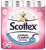 Scottex Original Papel Higiénico - 96 Rollos