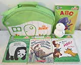 Leap Frog Tag Junior 4 Book Set , Carry Case and Book Pal