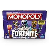 Monopoly Fortnite - Jeu de societe - Jeu de plateau - Version française