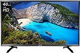 Panasonic 101.6 cm (40 Inches) Full HD LED TV TH-40E400D (Black) (2017 model)