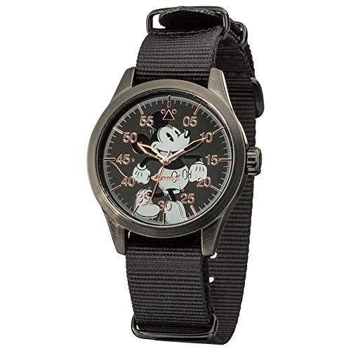 Ingersoll Disney Damen-Armbanduhr Analog Quarz DIN008BKBK