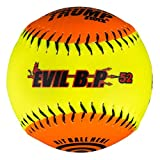 Trump/Evil Sports Half Dozen Evil Bp 12' Softballs 52 cor 300 Compression AK EVIL BP52 6 Balls