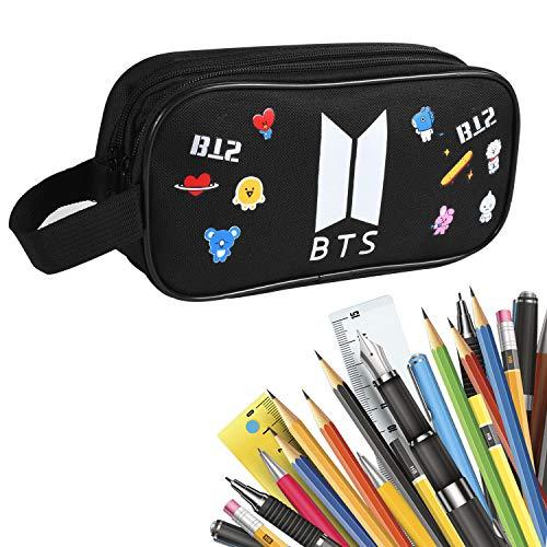 Funmo - Astuccio per matite, borsa per cancelleria per studenti o sacchetti per cosmetici