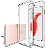 Ringke Air Compatible with iPhone 6S Plus Case, Weightless as Air Extreme Lightweight Thin Transparent Soft Flexible TPU Scratch Resistant Protective Case for iPhone 6 Plus - Clear