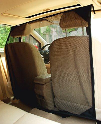 NAC&ZAC SUV Pet Barrier - High See Through Net...