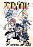 Agenda Fairy Tail 2021-2022