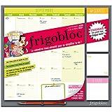 Frigobloc 2021 Mensuel - Calendrier d'organisation familiale par mois (de sept...