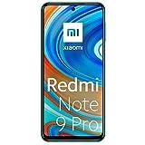 Xiaomi Redmi Note 9 Pro Smartphone 6GB RAM 64GB ROM 6.67' DotDisplay 64MP AI Quad Cámara 5020mAh...