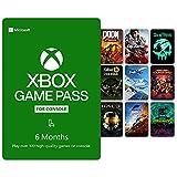 Xbox Game Pass: 6 Month Membership [Digital Code]
