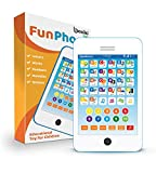 Learning Pad / Kids Phone with 6 Toddler Learning Games. Touch and...