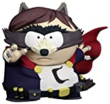 Finely-detailed claws and mask Dynamic cape movement Including a raccoon tale! Height: 8.5 cm