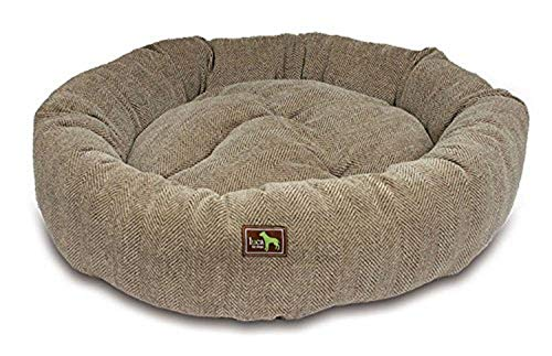 Luca For Dogs Nest Dog Bed, X-Small 20'x20'x6',...