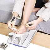 Base de Las Uñas con Lámpara Manicura y Pedicura Studio Confortable Pedicura Placa de Soporte de Terapia de Pie para La Casa DIY Nail Art